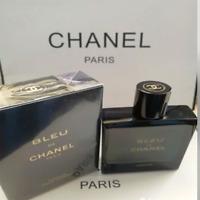 Chanel Bleu De Chanel Parfum Spray 3.4 Fl. Oz.   100 ml New Sealed, For Men