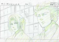 Hakuoki Anime Layout Cel Sketch Hijikata hakuouki japan art