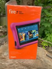 AMAZON FIRE 7 Kids Edition Tablet Pink Kids WiFi 7...