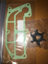 Thermostat Gasket & Impeller ~ Yamaha Mariner 6HP 8HP 8C 8D 6C (6G1) Outboard
