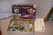 Vintage 1984 G1 Transformers 3D Jigsaw Stand Up Puzzle Starscream