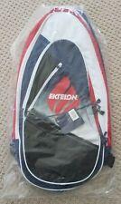 NEW w/tags - Ektelon Dominant racquetball tennis bag Navy/red. Many pockets- NWT