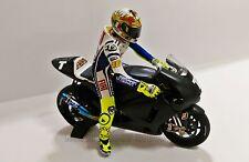 1:12 Conversión Figure Figurine Minichamps Valentino Rossi 2010 Test NO 2013 NEW