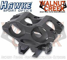 Hawke Optics Tactical Laser and Light Weaver Picatinny Rail Mount HM5312