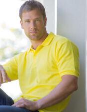 Camisas y polos de hombre de manga corta de poliéster talla XS