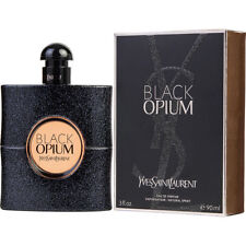 BLACK OPIUM 90ml EDP SPRAY BY YVES SAINT LAURENT YSL WOMEN EAU DE PARFUM PERFUME