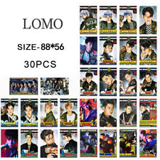 Kpop EXO THE WAR Lomo Cards THE POWER OF MUSIC Photo Card Poster Sehun 30pcs/set