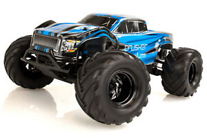 HSP 1/10 Crusher BL 2WD Electric Brushless Off Road RTR RC Truck...