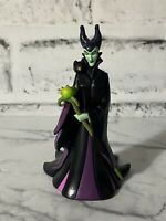 "Maleficent Sleeping Beauty 4"" PVC Mini Figure Cake Topper Disney Store Villain"