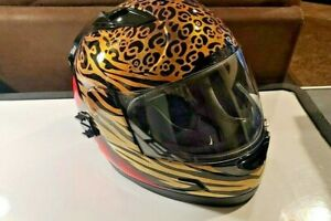 Icon Alliance GT Shaguar Helmet  Size Small