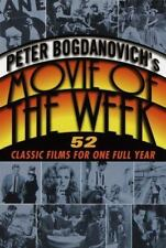 Peter Bogdanovich's Movie of the Week (Paperback or Softback)