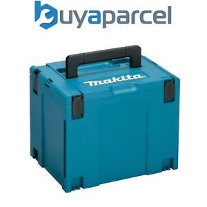 Makita 821552-6 MAKPAC Stacking Connector Tool Case Systainer TYPE 4 396X296X315