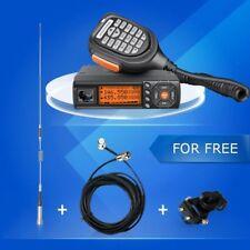 ZASTONE Z218 Mobile Radio 25W Walkie Talkie 10KM Dual Band Car Transceiver Sets