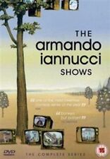 The Armando Iannucci Shows TV Series DVD R4