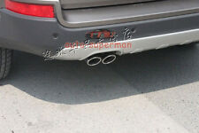 CHROME EXHAUST MUFFLER TIP For VOLVO XC90 2003 - 2011 2012 2013 2014