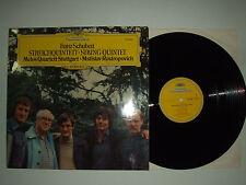 Franz Schubert/Streichquintett - Disco Vinile  33 Giri LP Stampa GERMANIA 1978