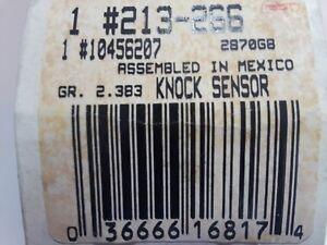"213-266 / 10456207 A/C Delco ""New"" Ignition Knock (Detonation) Sensor"