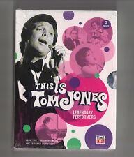 This is Tom Jones (3 DVD) HOT Legendary TV SHOW Performances VOL 2 - SEALED NEW