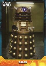 Doctor Who Signature Series Base Card #32 Dalek