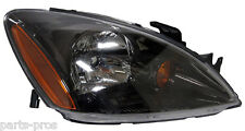 New Replacement Smoked Halogen Headlight Assy RH / FOR 2004-07 MITSUBISHI LANCER