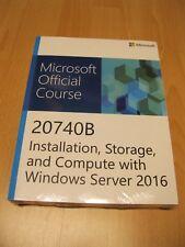 Microsoft MOC 20740B Installation, Storage and Compute with Windows Server 2016