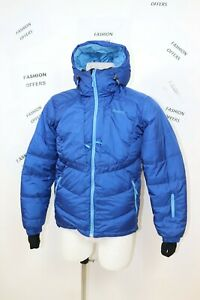Bergans of Norway Women SAUDA DOWN 750 FP Hooded Breathable Puffer Jacket Small