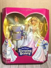 Walt Disney's Sleeping Beauty Special Edition Collectible Doll Set RARE HTF