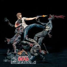 McFarlane Toys Walking Dead Rick Grimes Resin Statue Signed by Kirkman 1055/1500