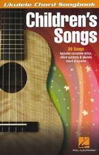Ukulélé corde chansons: children's songs