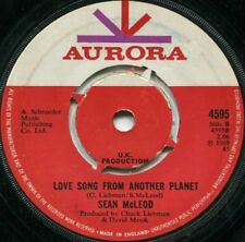 SEAN MCLEOD*LOVE SONG FROM ANOTHER PLANET*PSYCH ODDITY*UK AURORA