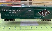"NEW Lehigh Valley Boxcar ~ Grading C-9 ~ Traditional ""O"" ~ 279-5263"