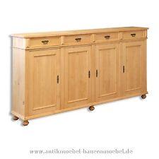 Sideboard,Lowboard,Highboard,Anrichte,Halbschrank,Massiv,Weicholz, Landhausstil