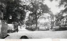 Letchworth  Garden City adjoining Baldock unused old postcard Valentines Good