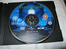 TIMECOP starring Jean-Claude Van Damme, Mia Sara, Ron Silver,  {DVD}