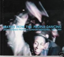 WATCH HOW THE PEOPLE DANCING / 2002 Honest Jons UK  /CD