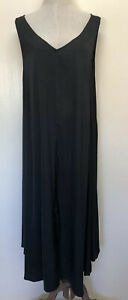 NWOT TRENT NATHAN DRESS BLACK COLOUR SIZE 14 RRP $239 Gorgeous !!!