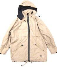 Womens BOGNER Weather Gear Jacket in Tan - Windbreaker Rain Coat - sz 8