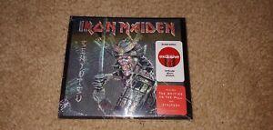 Iron Maiden Senjutsu Limited Lenticular CD Variant Cover target