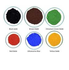 Cosmetic Grade Oxides/Make your own Mineral Makeup. Candle & Soap Colourant