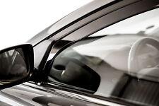 Deflectores aire viento Toyota Hilux doble cabina 4p 05-15 (2PCS) derivabrisas