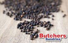 250g of Whole Black Peppercorns / Herbs / Spices / Seasoning / Ingredients / Mea