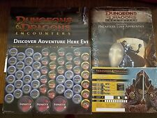 Halaster's Lost Apprentice D&D Encounters Character Cards Tokens Module SEALED