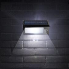 32 LED Warterproof Solar Light Motion Sensor Wall Mount Lamp Home Light Outdoor