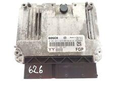 Original Opel ECU Engine Control Unit 0281011915, 55193967 (id: 626)
