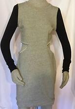 Glamorous Cut Out Waist  Bodycon Sweater Dress sz S