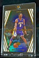 KOBE BRYANT UPPER DECK ENCORE UPPER REALM HOLO REFRACTOR LOS ANGELES LAKERS