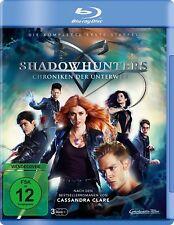 SHADOWHUNTERS - The Mortal Instruments - SEASON 1  - Blu Ray Region ALL - first
