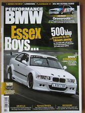 Performance BMW October 2011 M3 E90 E92 E93 X5 M5 E39 E36 3 Series Z4 GT3 1 Ser