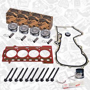 Repair Kit Piston+Gasket Set Std PM009700ET Audi Seat Skoda VW 1,4 TSI