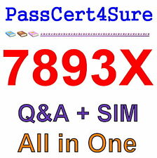 Avaya IP Office Platform Configuration and Maintenance 7893X Exam Q&A PDF+SIM